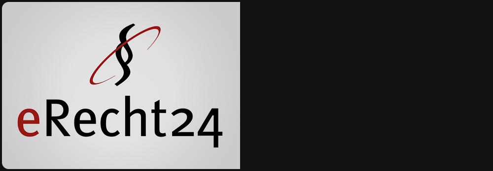 Rechtssicherheit eRecht24 - Internetrecht