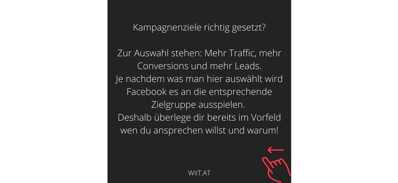 Facebook Ads die beste Strategie